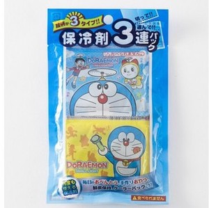 Cold Insulation Effect Doraemon Refrigerant Triple Pack