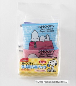 Cold Insulation Effect Snoopy Refrigerant Pack