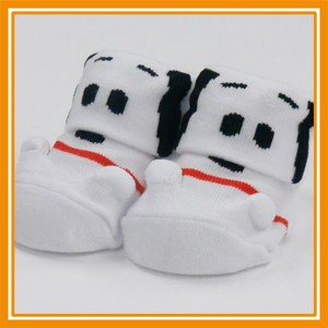 SNOOPY Baby Socks