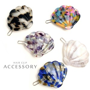 Tortoiseshell Shell Hairpin Easy One Point Gloss Feeling Marine Items