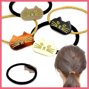 Cat Face Hair Elastic