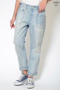 Cafetty Color Pocket Top Denim