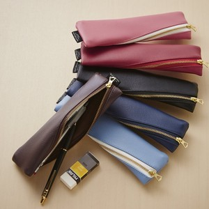 Slim Pen Pouch Size S Interior Leather Use
