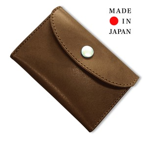 Tochigi Leather Use Coin Catcher Multi Wallet