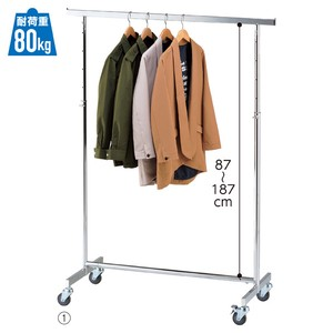 Weight Capacity Clothes Hanger Rack