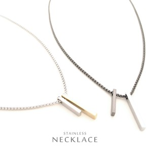 Double Stick Necklace Line Top Cenesthesia