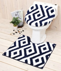 Limit Toilet Kitchen Mat