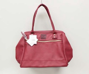 anello Synthetic Leather Base Overnight Bag