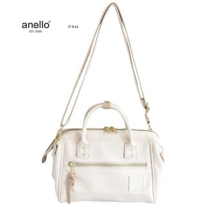 anello Synthetic Leather Base Boston Shoulder