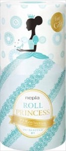 Nepia Roll Princes Double 2 Pcs Floral Royal Aroma Toilet Paper