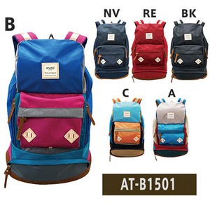 Brought Polyester Canvas Material Retro Backpack