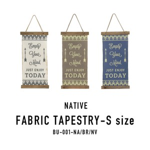 Impression Native Wall Decorative Native Fabric Tapestry
