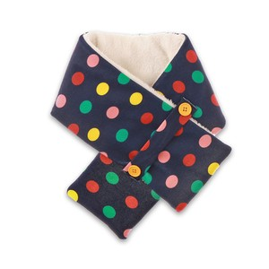 Kids Colorful Dot Scarf