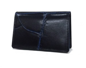 Genuine Leather Card Case Business Card Holder