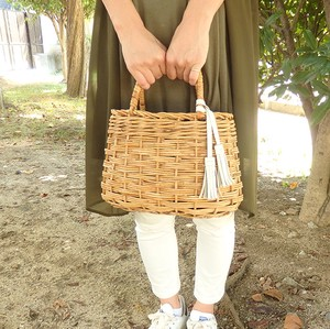 Alarog Basket Bag Natural Miscellaneous goods Antique Miscellaneous goods