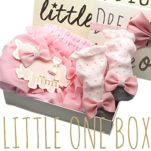 LITTLE ONE BOX Triple Bloomers Socks Gift