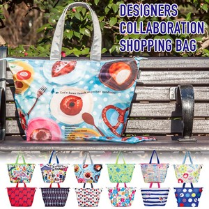 Cold Insulation Bag Folded Shopping Bag DESIGNERS JAPAN
