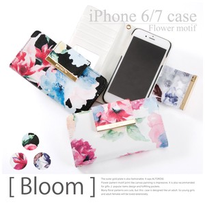 Floral Pattern iPhone Case Room