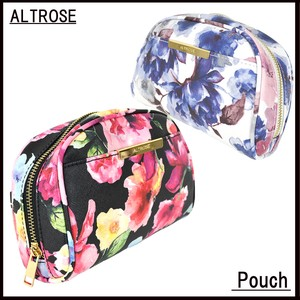 Floral Pattern Pouch Room