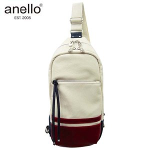 anello Mat Synthetic Leather Body Bag