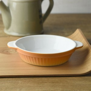 Disposal item Gratin Dish MINO Ware