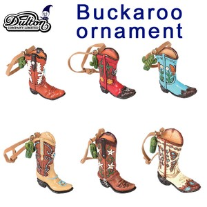 BUCKAROO ORNAMENT