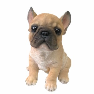 Resin Baby Dog French Bulldog