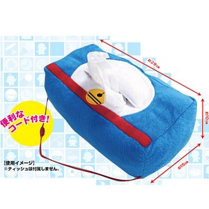 Doraemon Soft Toy Tissue Cover Pocket