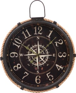 Wall Clock Compass