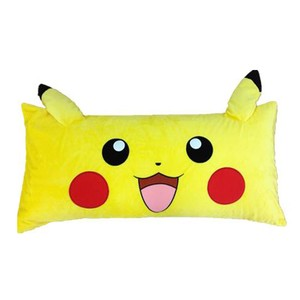 Pocket Monster Face Long Pillow