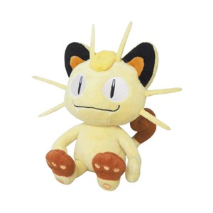 Pocket Monster Collection Soft Toy Meow
