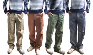 Type Chino Pants 4 Colors
