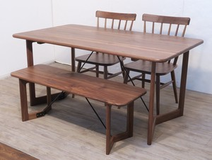 Walnut Use Dining Set ienowa Dining Set