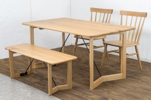 White Oak Use Dining Set ienowa Dining Set