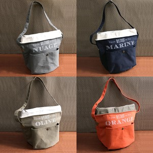 Canvas Material Cooler Bag Bistro Bucket Cooler Bag