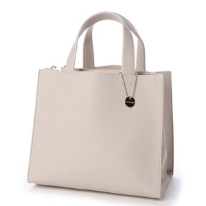 New Color Partition Pocket Square Tote