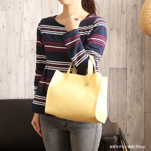 New Color Partition Pocket Tote