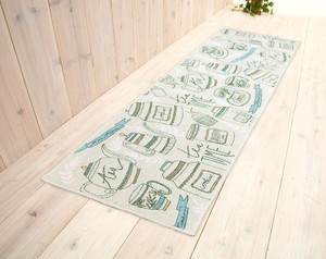 Tea Bath Mat Kitchen Mat
