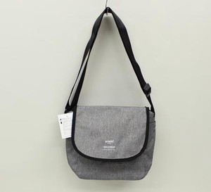 anello High Density Polyester Flap Mini Shoulder Bag