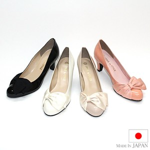 2017 S/S Round Ribbon Pumps