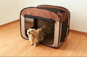 Pet Product Carry House Folded Cage