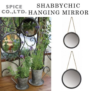 ■スパイス SALE■ SHABBYCHIC HANGING MIRROR