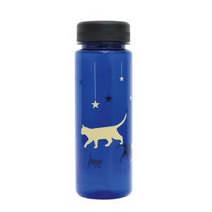 Color Bottle Water Flask Lunch Cat
