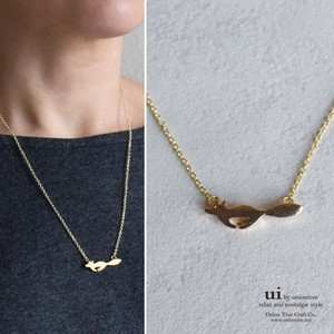 S/S Necklace Fox Fox Fox Accessory