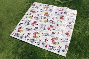 Funwari Picnic Blanket Hello Kitty