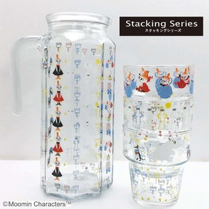 【MOOMIN Stacking Series】ガラス食器