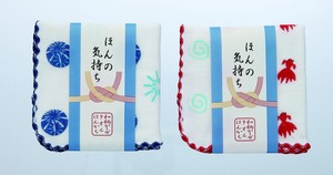 Feeling Japanese Style Gauze Towel Handkerchief velty Gift
