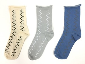 Scandinavia Finland Cotton Socks Look