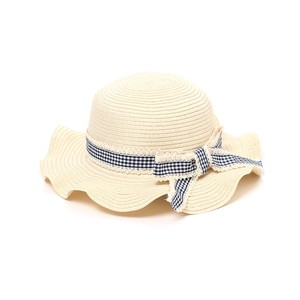 Kids Washable Frill Hat