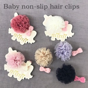 mimi Hair Clip 2 Pcs Set Slip